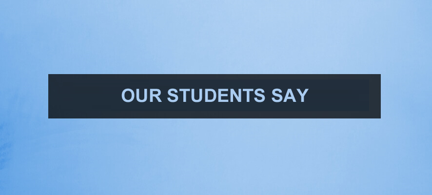 Students Say